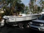 1972 20' CC with 1975 Evinrude 135HP Star Flite