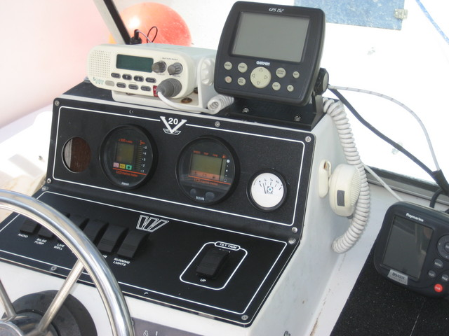 new panel on boat.JPG