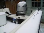 One of the on-board chargers...keeps crankin' batt and acc batt(bait-tank and bilge pump)HOT...