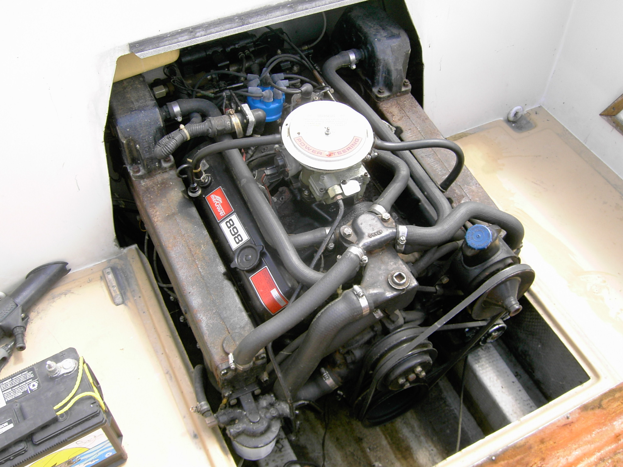 Gallery Wiseguy S 82 V20 Engine