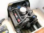 Engine - Mercruiser 898 V8 305/5.0L. This baby is running great. One headache avoided.    Zoooooooom