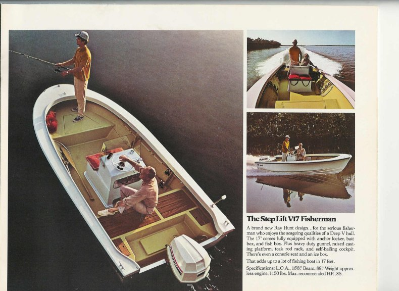 1973 Wellcraft 17' - The Hull Truth - Boating and Forum on