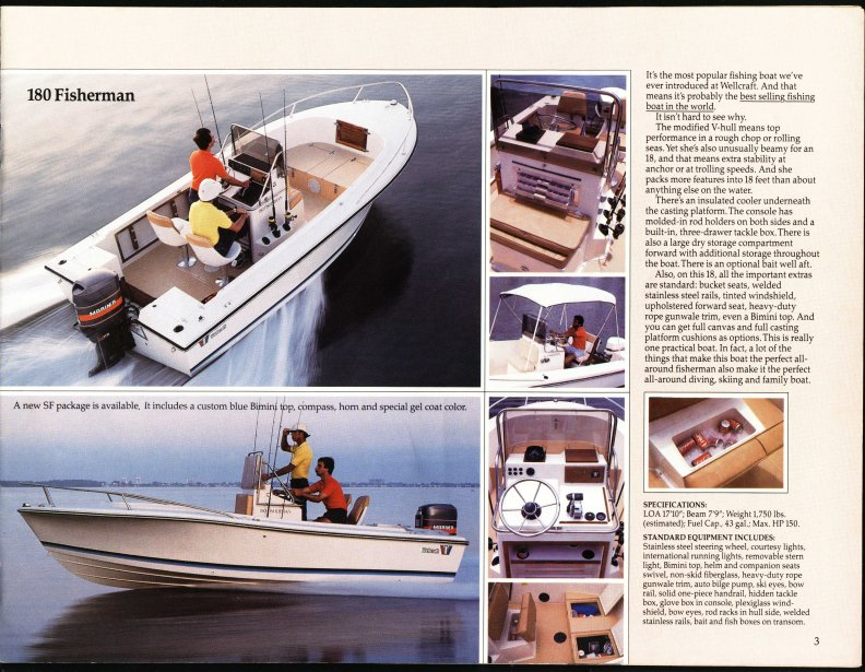 Wellcraft 180 Fisherman - The Hull Truth - Boating and ... on