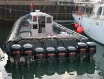 2000 hp drug runner boat